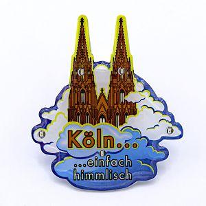 Blinky Köln einfach himmlisch weiße Wolken