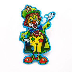Blinky Clown bunt