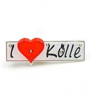 Blinky I love Kölle