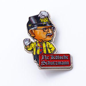 3D-Pin Kölsche Schutzmann