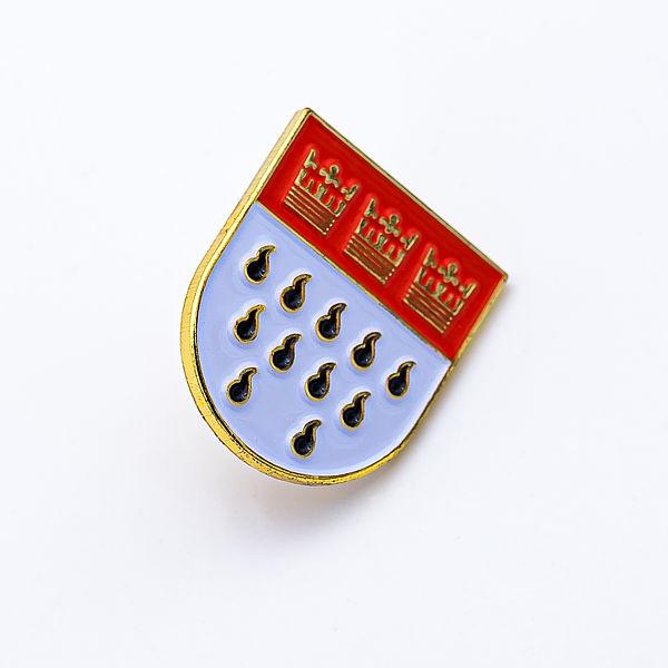 3D-Pin Kölner Wappen - klein