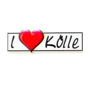 3D-Pin I love Kölle