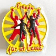 3D-Pin Fründe für et Levve - Torben Klein Kollektion