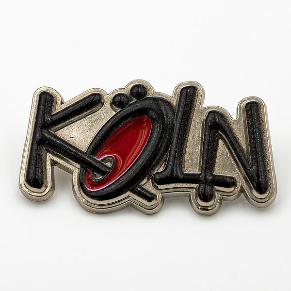 3D-Pin Köln Ellipse