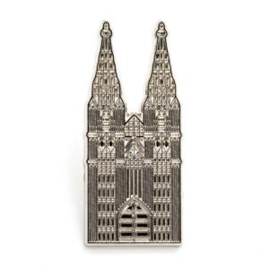 2D-Pin Kölner Dom