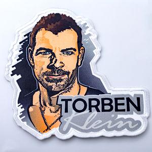 Bügelbild Torben Klein Comic - Torben Klein Kollektion, klein