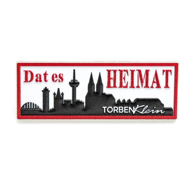3D-Pin Dat es Heimat - Torben Klein Kollektion